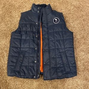 Abercrombie Kids vest, size 15/16 like new